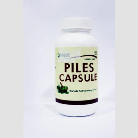 Piles Capsule - 120 Capsules