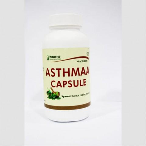Asthmaa Capsule - 60 Capsules