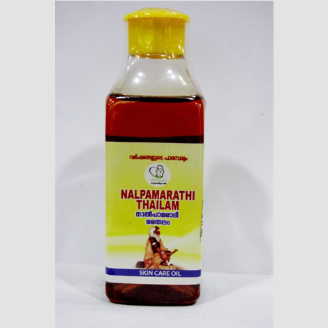 Nalpamarathi Thailam Skin care oil - 200ml