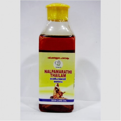 Nalpamarathi Thailam Skin care oil - 200ml