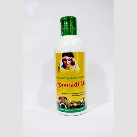Karpooradi Oil - 200ml