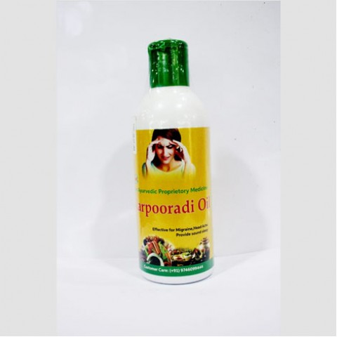 Karpooradi Oil - 200ml