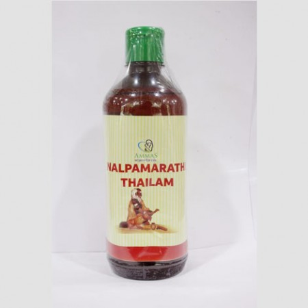 Nalpamarathi Thailam - 450ml