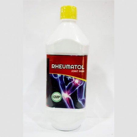 Rheumatol back pain relief oil - 1 litter
