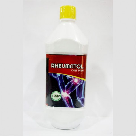 Rheumatol back pain relief oil - 500ml