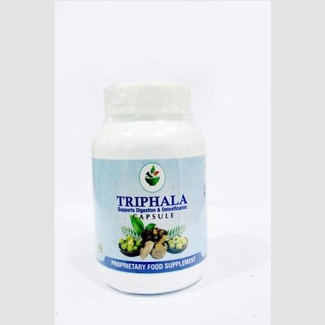 Triphala Capsules - 60 Capsules