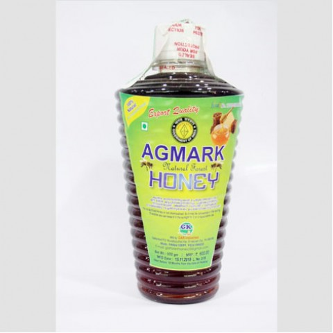 Agmark natural forest honey - 500gm