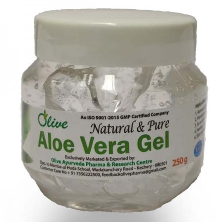 Aloe vera gel 250 gm