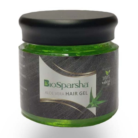 Biosparsha Aloe Vera Hair Gel 100 gm