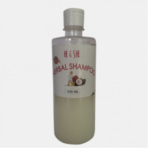 Coconut shampoo 500ml