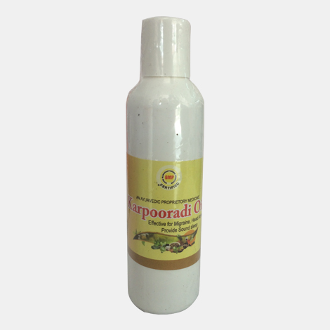 Karpooradi oil 100ml