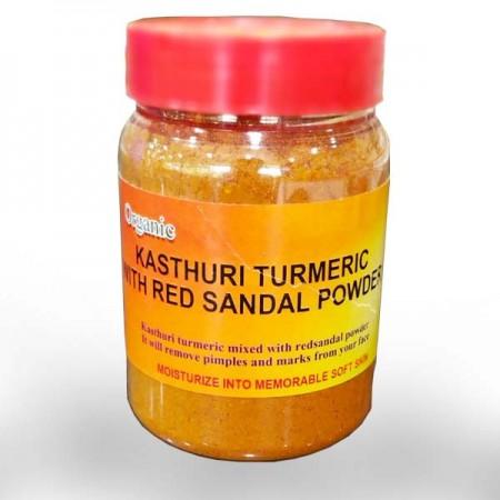Kasthuri + Red Sandal Mix Pack 100gm
