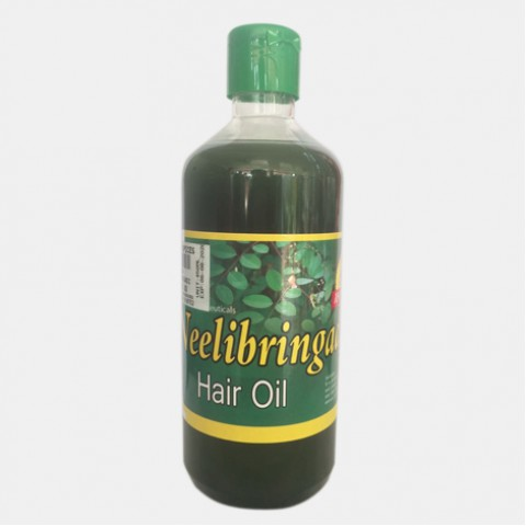 Neelabrigathi hair oil 450ml