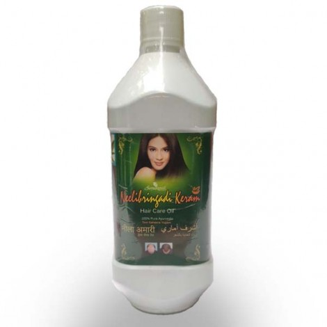 Nelibrigathi hair oil 500 ml