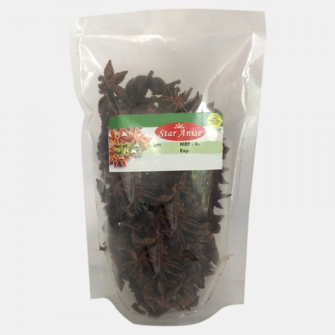 Star Anise 100gm